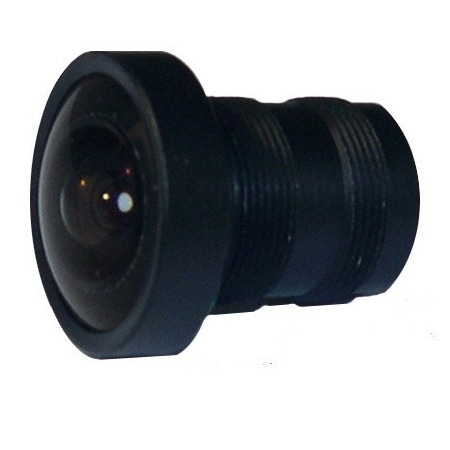 4 Pcs 2.5mm CCTV Lens for Fixed Board Camera for Security Camera
