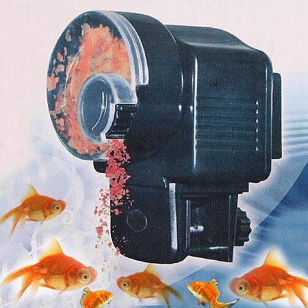 Automatic Aquarium Tank Pond Fish   Food Feeder Timer