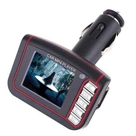 New LCD Car MP3 MP4 1.8