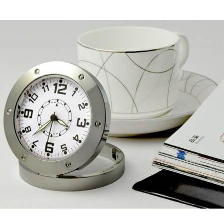 007 Spy Cam Camera Clock Hidden CCTV and Motion Detector
