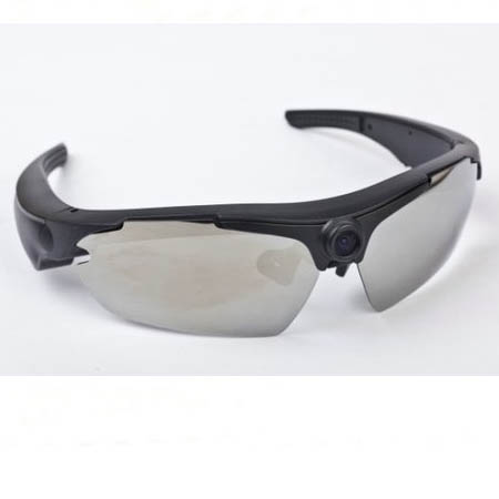 New Spy Sun Glass Mini 720P HD DV Eyewear video Recorder Spy Camera Sunglasses