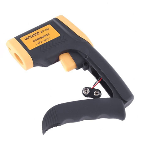 Non-  Contact IR Infrared Laser Point Digital Thermometer