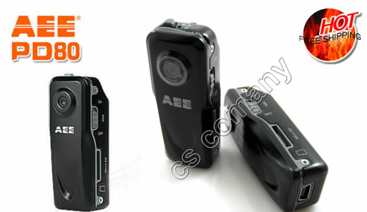 4g Original AEE PD80 Mini DV DVR Camera