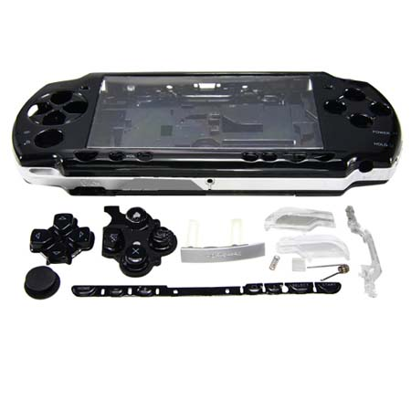 Full Housing Kit Replacement Case for Sony PSP 2000