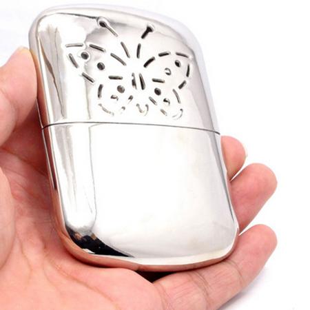 HANDWARMER Platinum Pocket Hand Warmer Heater Handy