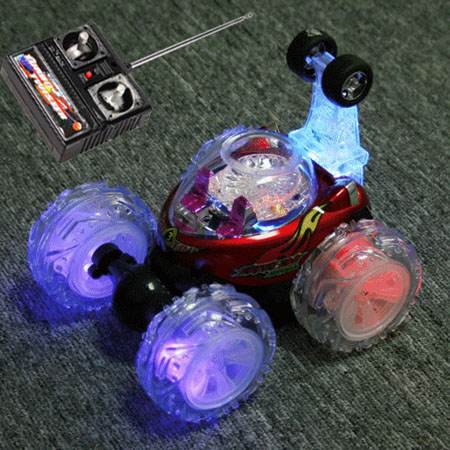 Invincible Twister Flash RC Stunt Car Remote Control