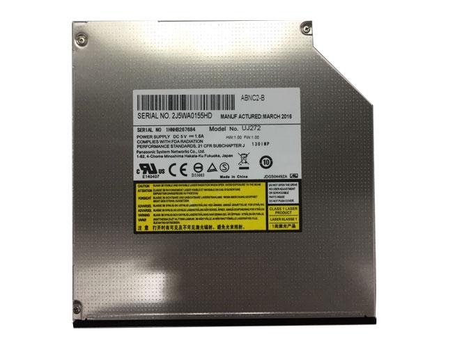 UJ-272 UJ272 9.5mm SATA Blu-ray BD DVD Burner Drive replace UJ262