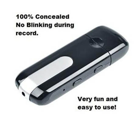 Mini USB Flash Drive DVR Video Camera Hidden Security Recorder Motion (No SPY !)
