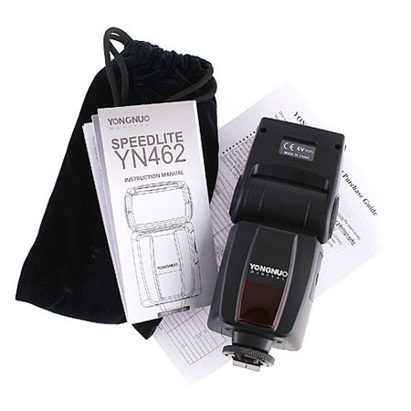 YN462   Flash Speedlight f Canon Nikon D700 D90 D80 D5000