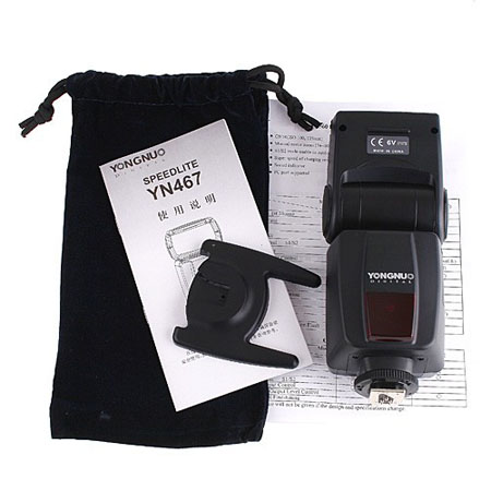 YN-467 TTL Flash Speedlite For Nikon D300 D90 D400 D100