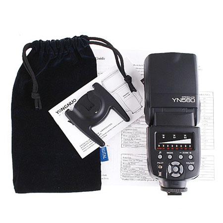 YONGNUO Speedlite YN560 For Canon 50D 550D 7D 600D 60D