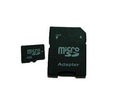 4GB Micro SDHC SD TF 4G MicroSD Memory Card