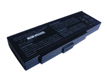 MITAC BP-8X17 11.1v 6600MAH