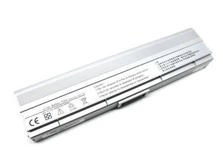 Аккумулятор / батарея (A32-U6) для ноутбука Asus N20 N20A Series,11.1V 5200mah
