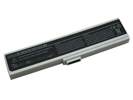 Аккумулятор / батарея (A32-W7) для ноутбука ASUS M9A W7F W7S Series,11.1v 4800mAh