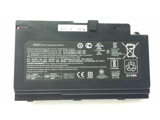HP AA06XL 11.4V 8420mAh/96Wh