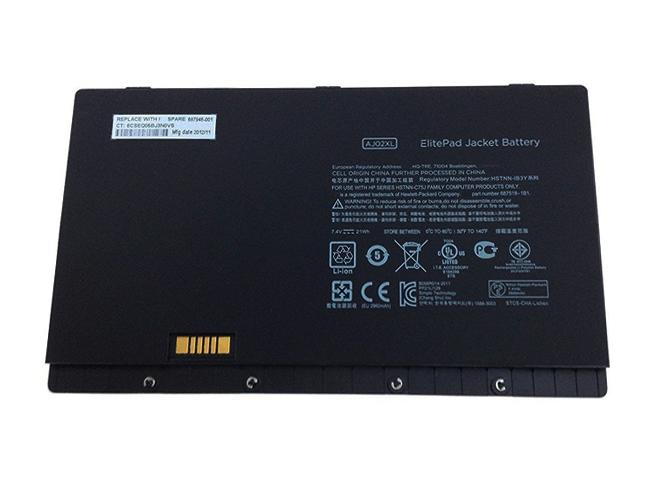 HP AJ02XL 7.4V 21WH