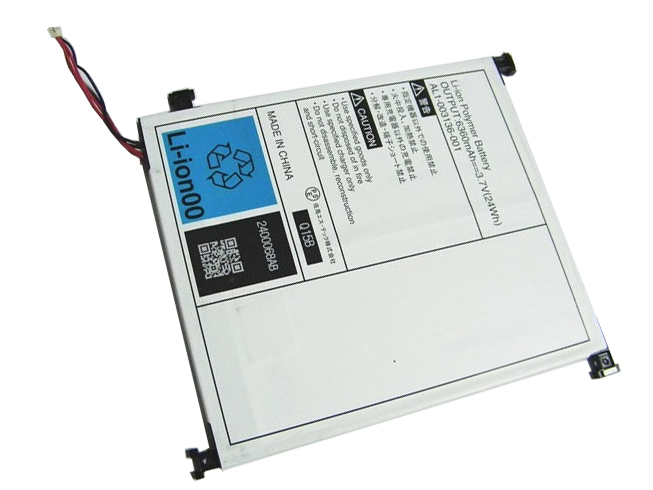 NEC AL1-003136-001 3.7V 24WH/6360MAH