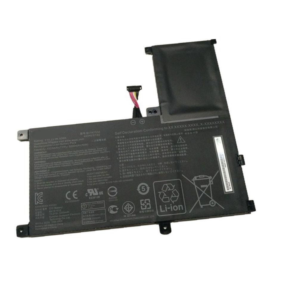 ASUS B41N1532 15.2V 3200mAh/50Wh