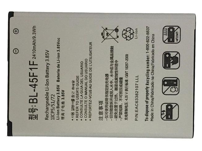 LG BL-45F1F 3.85V/4.4V 2410MAH/9.3Wh