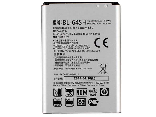 LG BL-64SH 3.8V 3000mAh