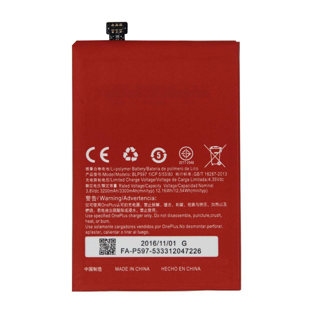 OPPO BLP597 3.8V/4.35V 3200mAh /12.16Wh
