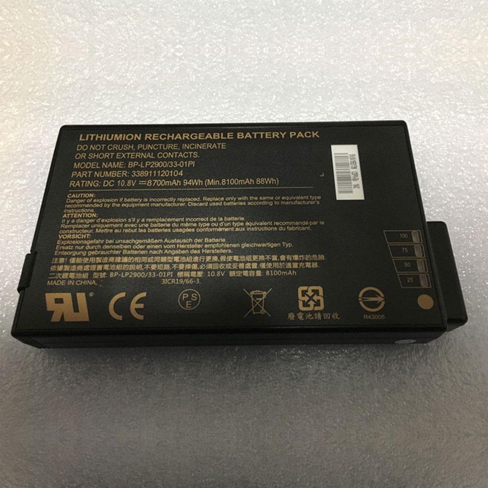 GETAC BP-LP2900/33-01PI 10.8V 94Wh/8700mAh
