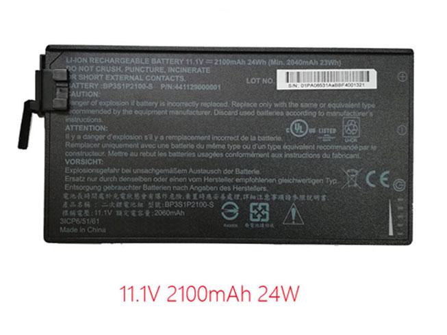 GETAC BP3S1P2100-S 11.1V 24Wh/2100mAh
