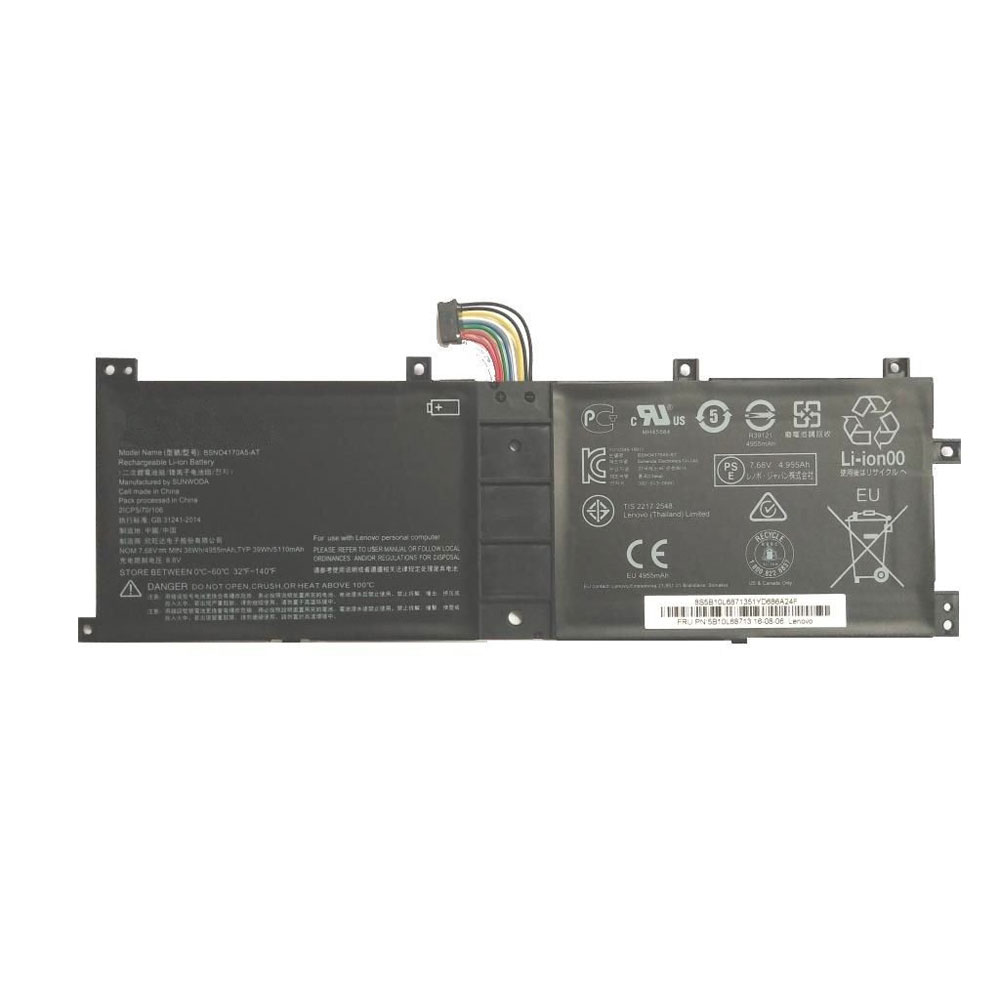 LENOVO BSNO4170A5-AT 7.68V 38Wh/4955mAh