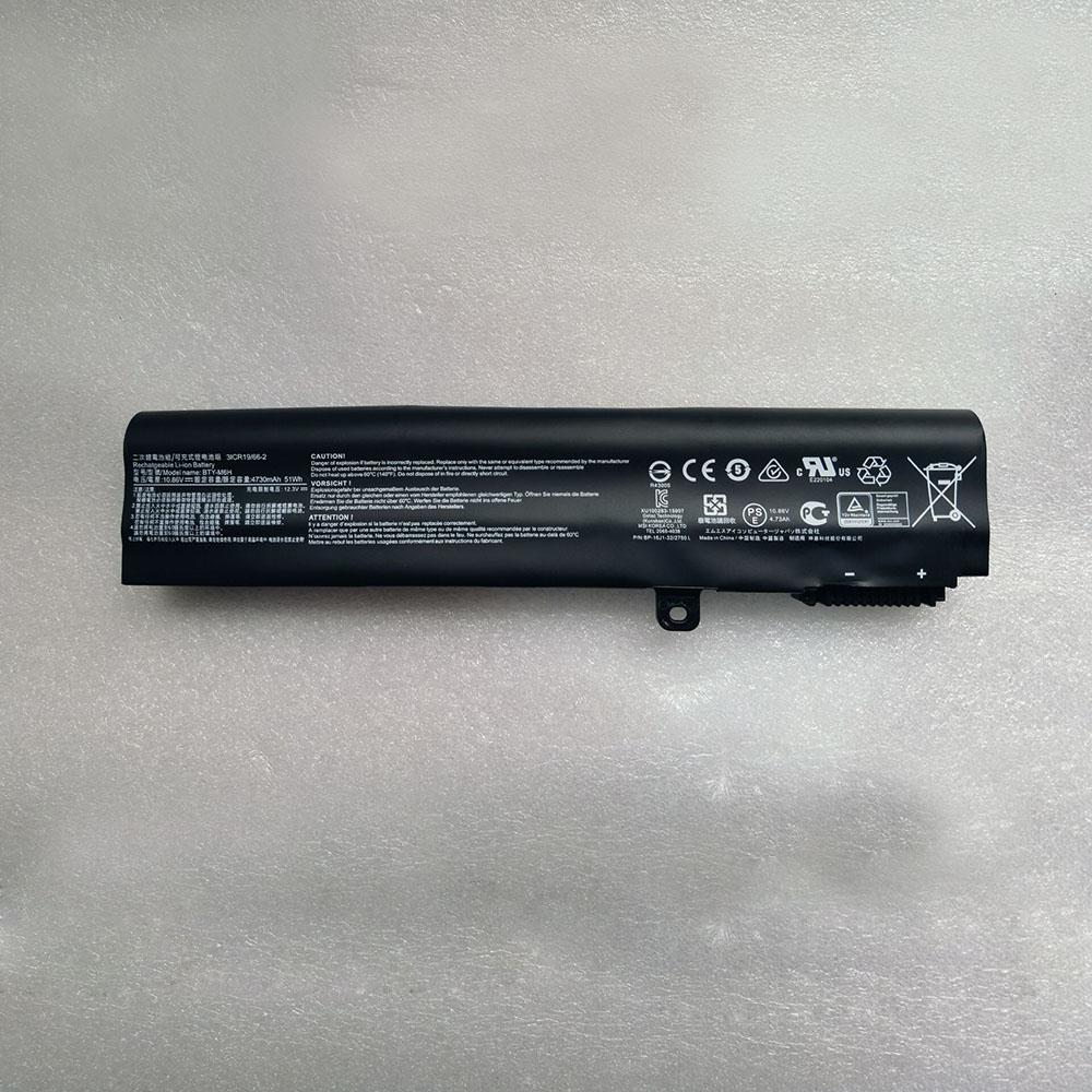 MSI BTY-M6H 10.8V 3834mAh / 41.40Wh