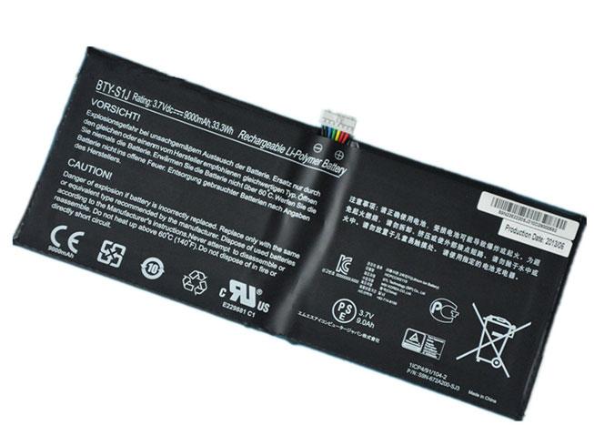 MSI BTY-S1J 3.7V 33.3Wh/9000mAh