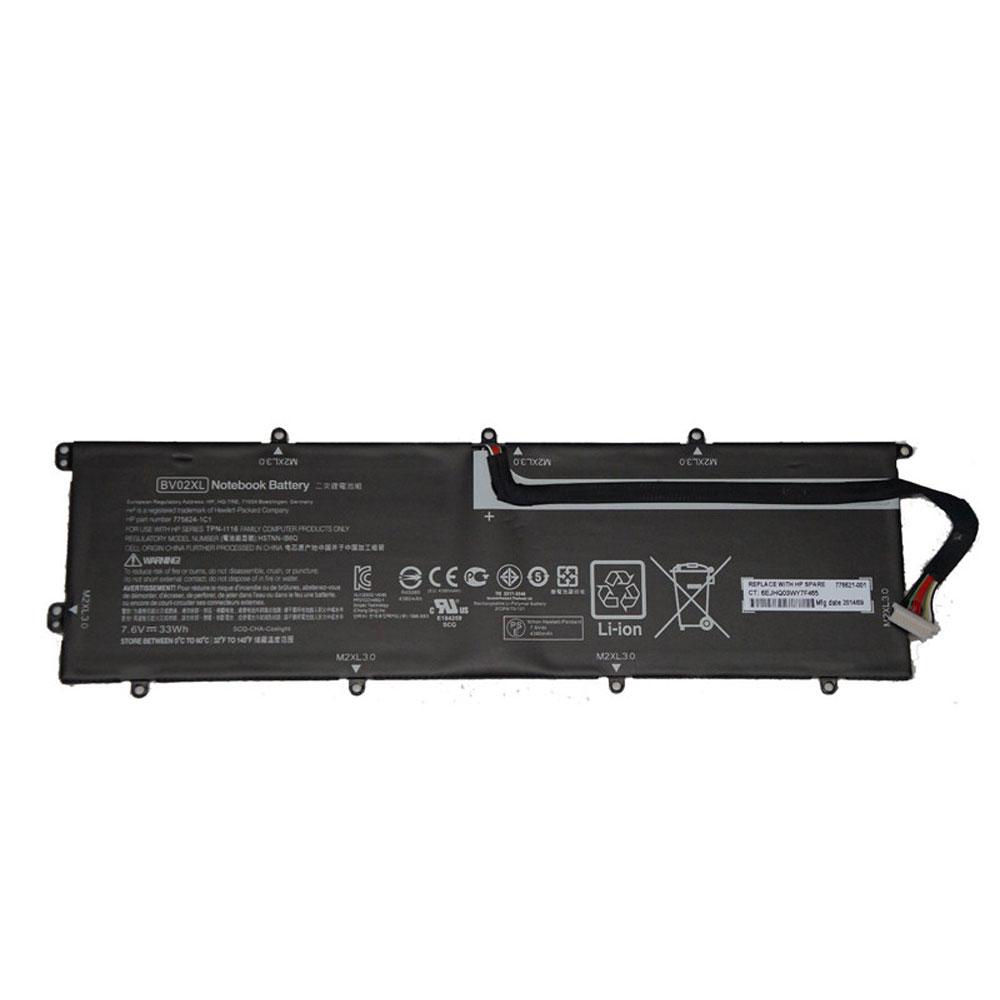 HP BV02XL 7.6V 33Wh