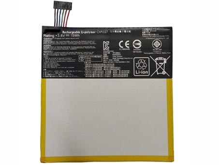 Аккумулятор / батарея (C11P1327) для ноутбука ASUS MEMO PAD 7 ME170C K017 FE170CG K012,3.8V 15WH