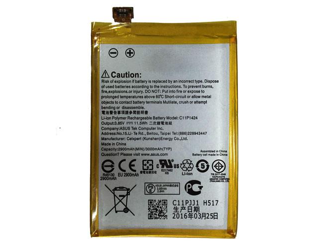 ASUS C11P1424 3.85V 3000mAh/11.5Wh