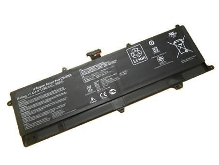 Аккумулятор / батарея (C21-  X202) для ноутбука Asus VivoBook S200E X202E X201E,7.4V 5136mAh/38Wh
