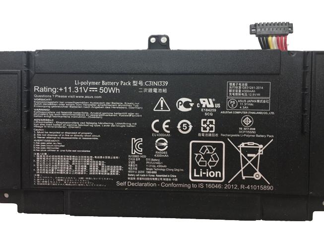 ASUS C31N1339 11.31V 50Wh