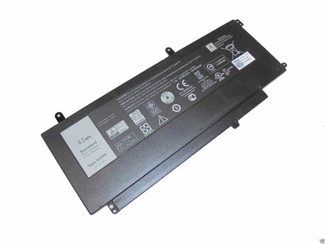 DELL D2VF9 11.1V 43Wh