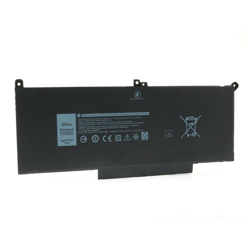 DELL F3YG 7.6V 60Wh