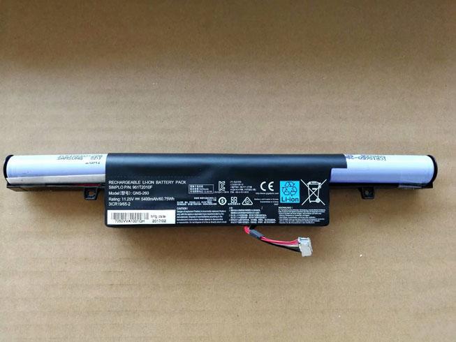 GIGABYTE GNS-260 11.25V 60.75Wh/5400mAh