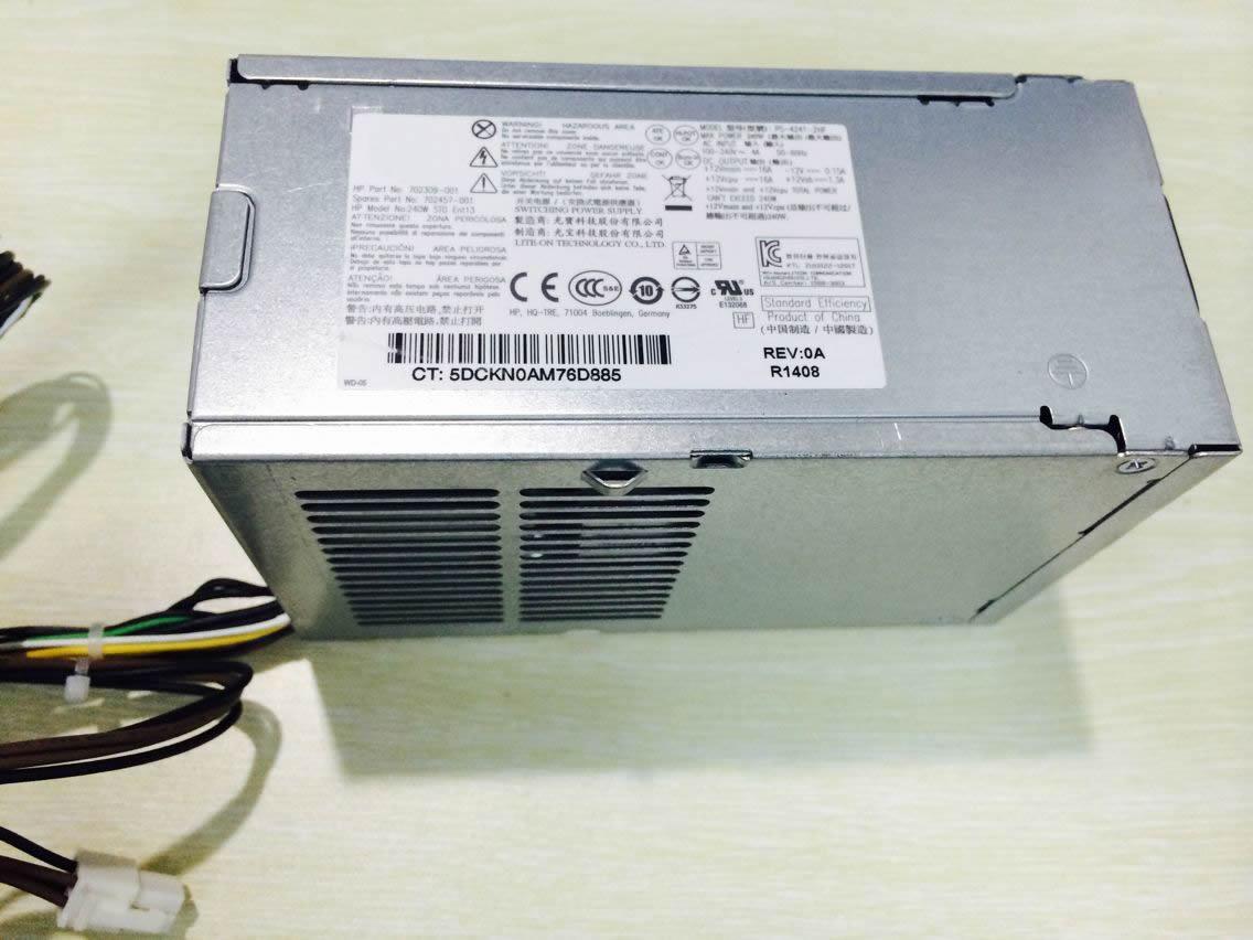 HP PCC004 +12Vmain == 16A -12V == 0.15A 100-  240V~4A  50-60Hz адаптеры