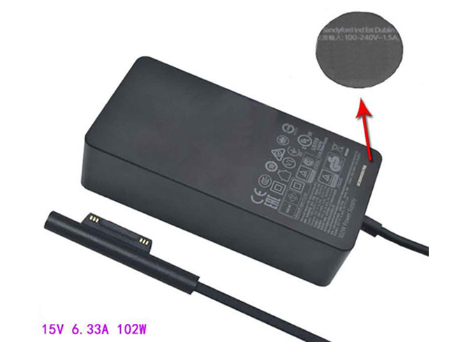 MICROSOFT 1798 15V 6.33A 100-240V, 50/60Hz адаптеры