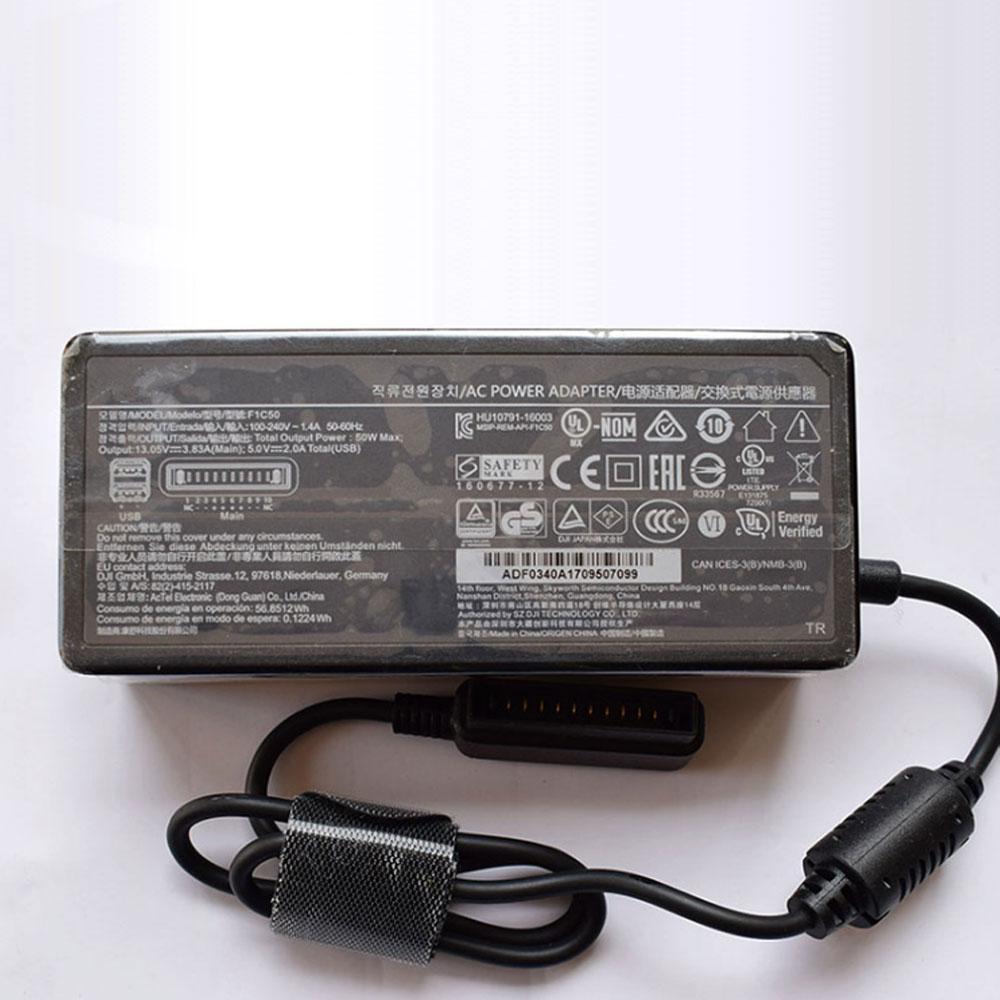 DJI F1C50 13.05V 3.83A/50W AC 100-240V 1.4A 50-60Hz адаптеры