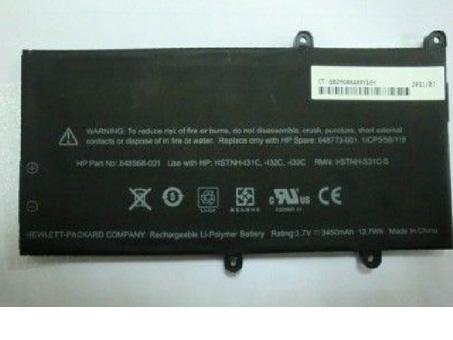 Аккумулятор / батарея (HSTNH-I31C) для ноутбука HP TouchPad Go 7inch,3.7V 13.3wh