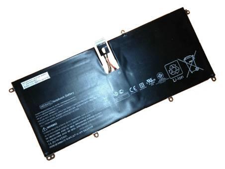 Аккумулятор / батарея (HSTNN-IB3V) для ноутбука HP Envy Spectre XT 13 2000eg,14.8V 45WH