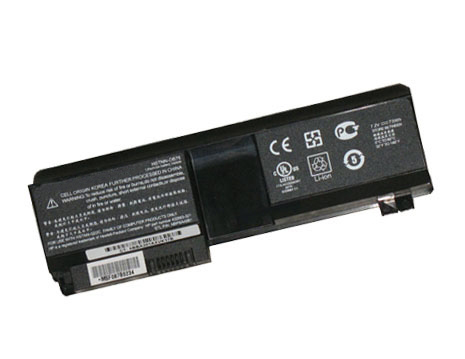 Аккумулятор / батарея (HSTNN-OB37) для ноутбука HP TouchSmart tx2z 1000 tx2 1270 tx2z all serie,7.2v 7800mAh