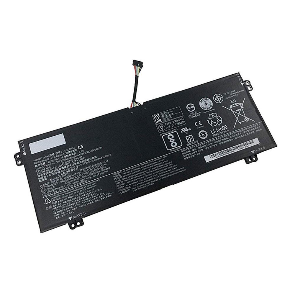 LENOVO L16C4PB1 7.68V 6080mAh/48Wh
