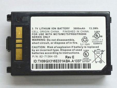 MOTOROLA 82-71364-03 3.7V 3600mAh/13.3Wh