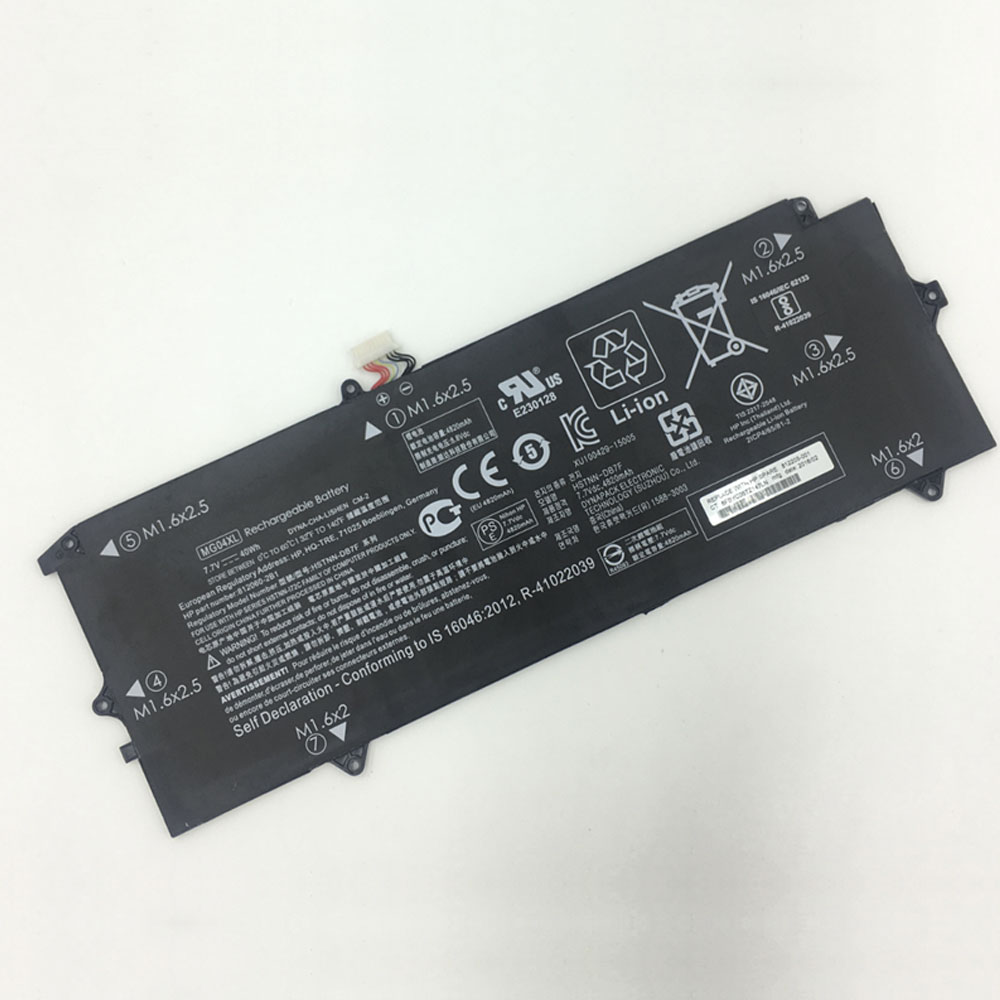 HP MG04 7.7V 4820mAh/40Wh