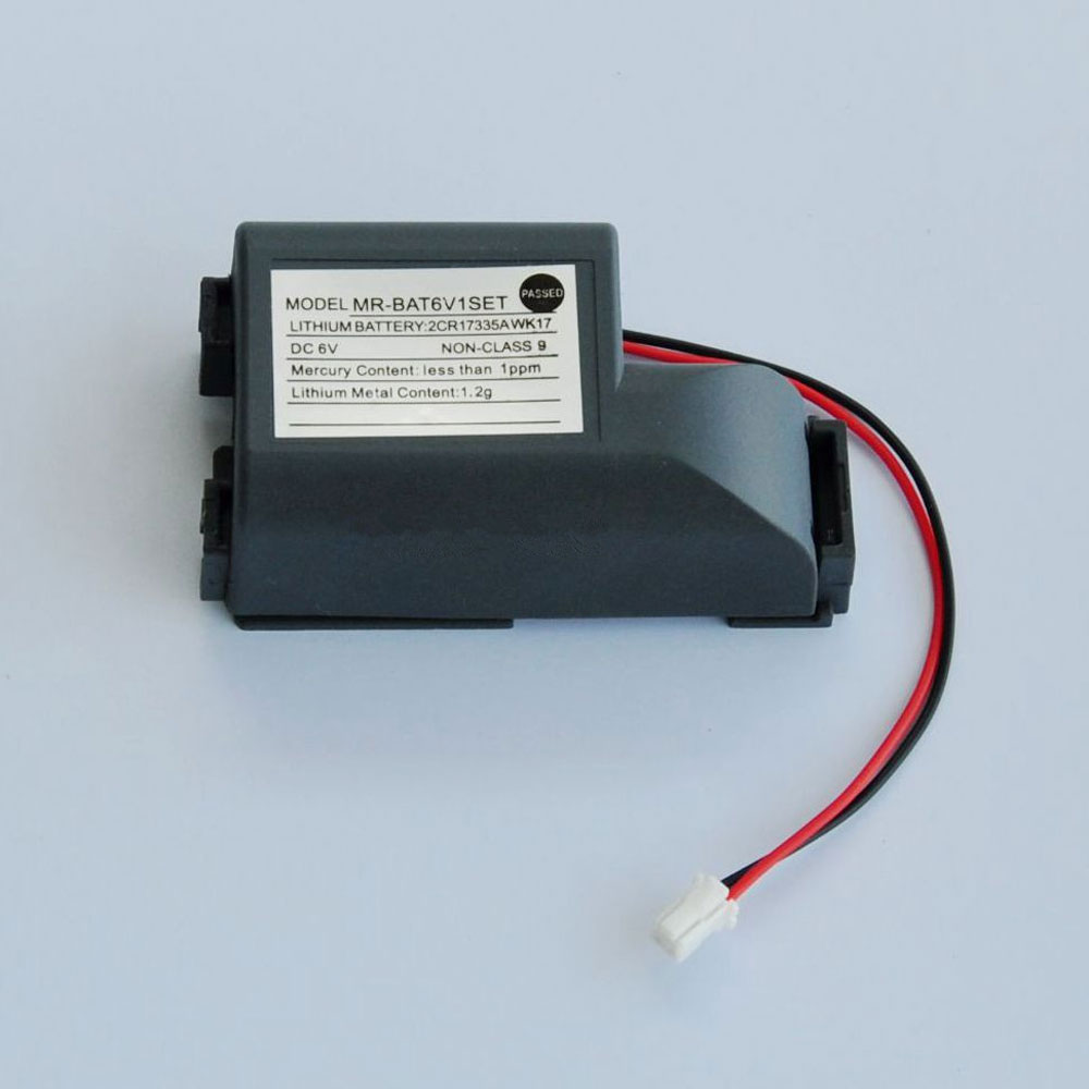 MITSUBISHI MR-BAT6V1SET 6V 2000mAh