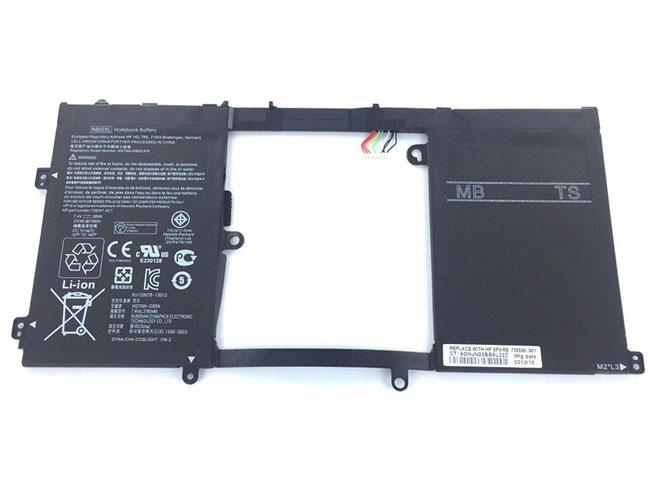 HP NB02XL 7.4V 28Wh